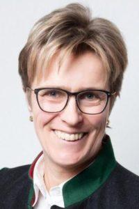 Bürgermeisterin Krummennaab Marion Höcht
